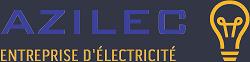 AZILEC Entreprise d'électricité Logo